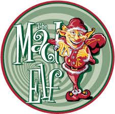 The Mad Elf Logo