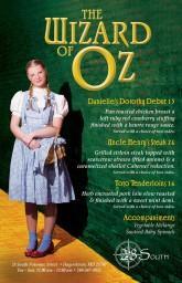 BISFA - Wizard of Oz Flyer